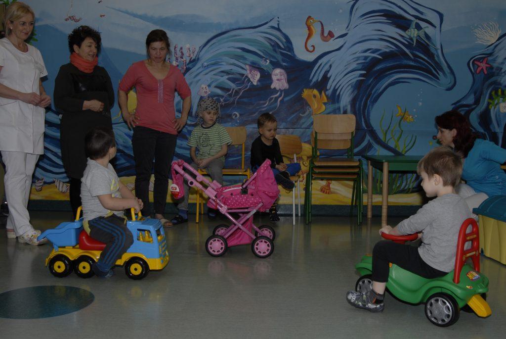 Wsparcie dla małych pacjentów Świętokrzyskiego Centrum Pediatrii